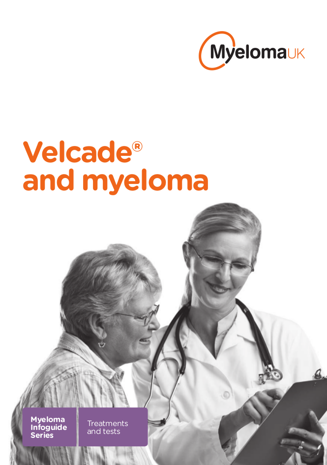 Velcade and myeloma Infoguide