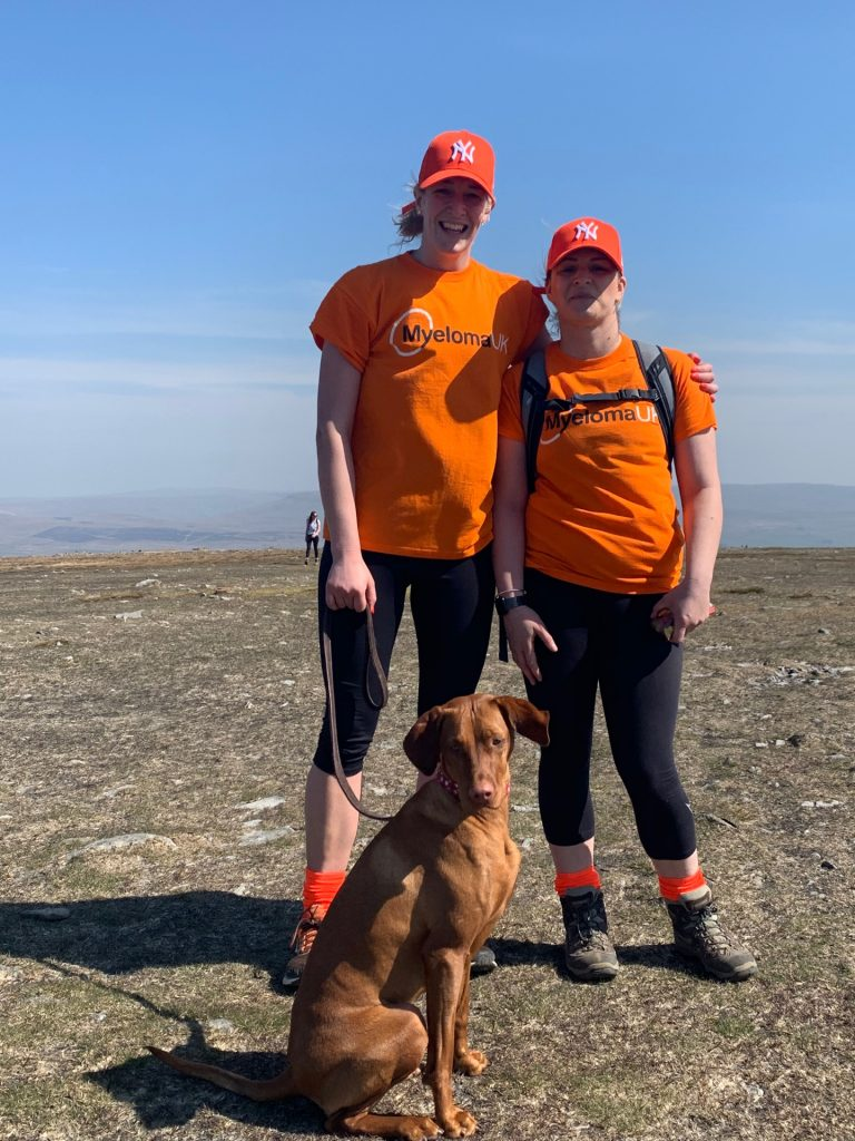 Myeloma UK, Yorkshire Three Peaks Challenge, National Three Peaks Challenge