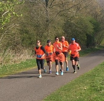 Myeloma UK supporter Lydia running for Miles for Myeloma challenge