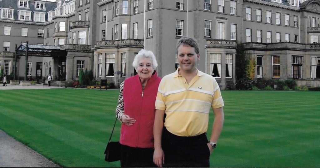 Legacy donation Myeloma UK myeloma patient in memory