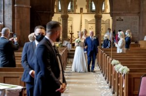 Myeloma patient dad walks daughter down aisle at wedding Myeloma UK